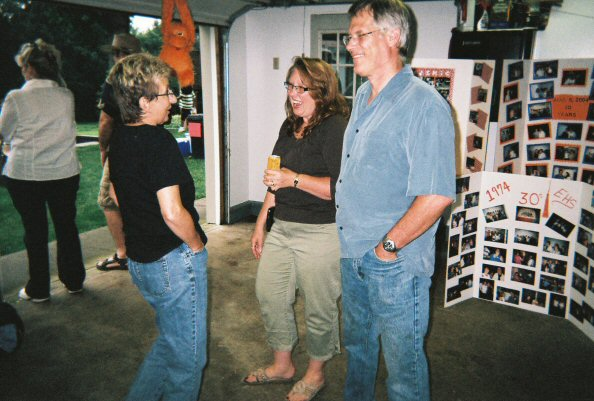 Candace Manning, Mary and John Summers