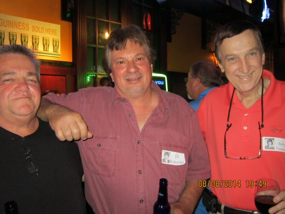 joe cacioppo, ed krayeski, and jerry feeman