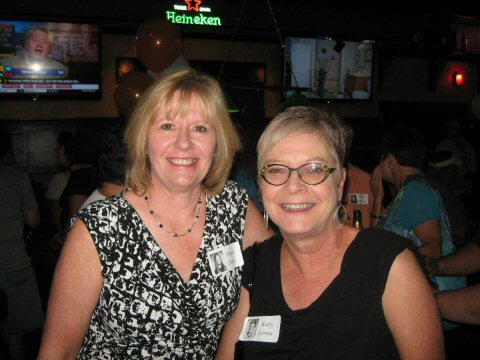 sharon donley and kathy lomax
